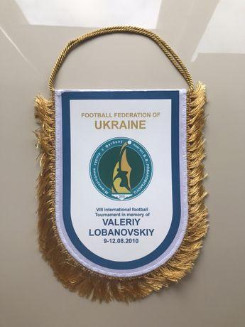 Вымпел федерации футбола Украины
