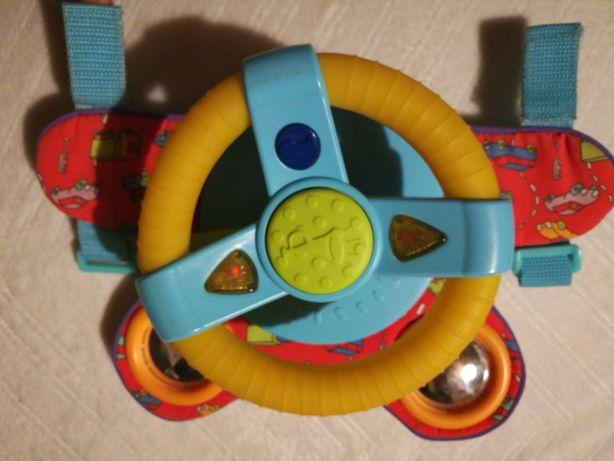 Kierownica taf toys do wózka