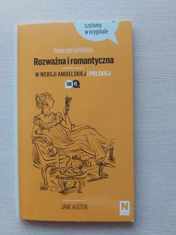 Rozważna I romantyczna w wersji angielskiej I polskiej Jane Austen