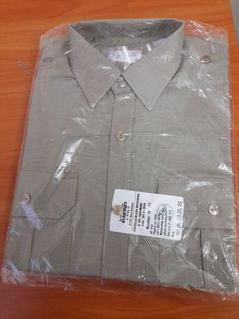 Koszulo bluza oficerska z krótkimi rękawami wz. 301A/ MON