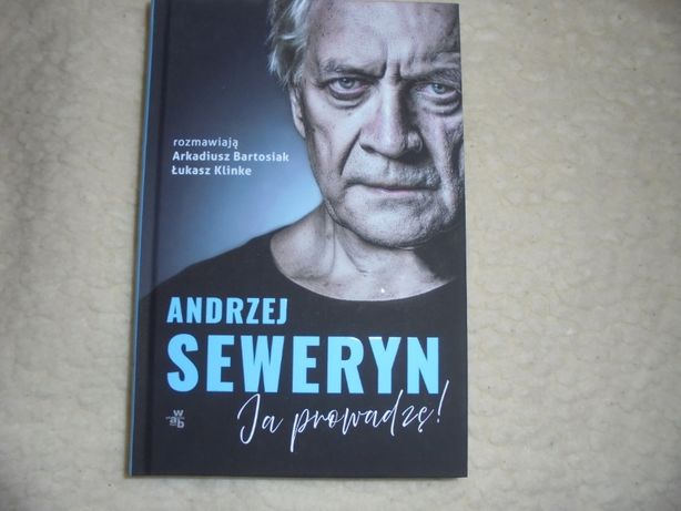 Andrzej Seweryn, Ja prowadzę, nowa, twarda,