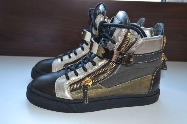 Giuseppe zanotti 36р кроссовки сникерсы ботинки. оригинал
