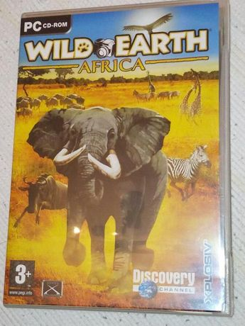 Jogo PC Wild Earth Africa do Discovery Channel