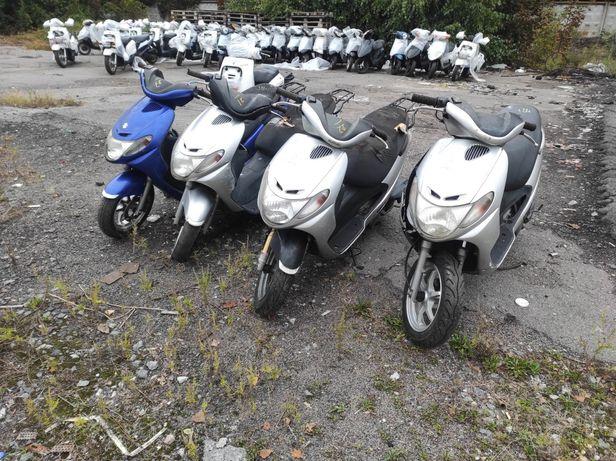 Разборка/Пластик Suzuki Address /AD-110 Ug 50 Без пробега по Укр.