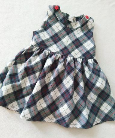 Sukienka Coccodrillo 80 święta