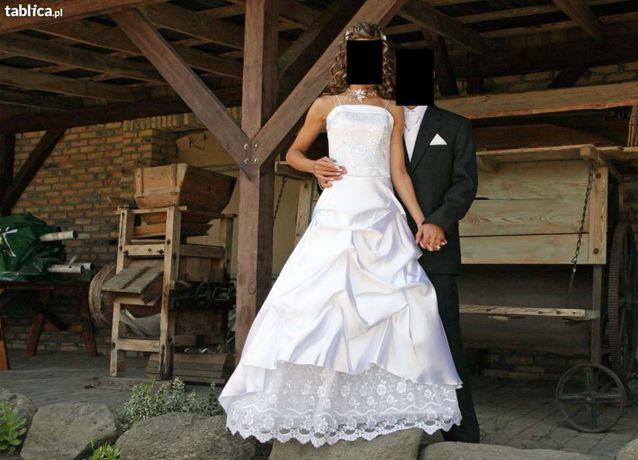 Suknia ślubna rozm.34