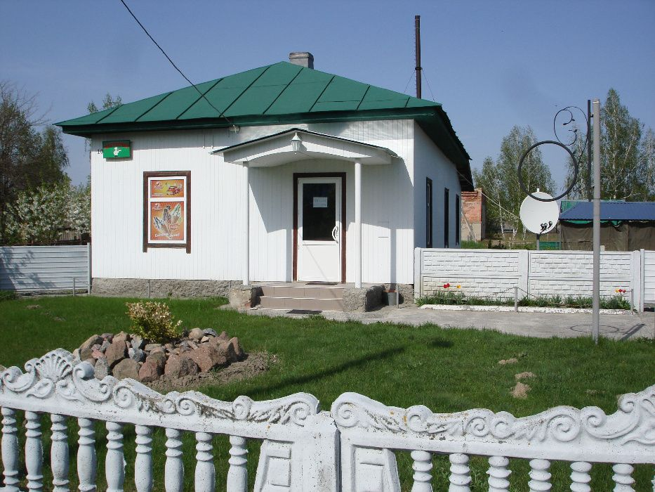 Продам закусочную в Черниговской области в пгт.Макошино