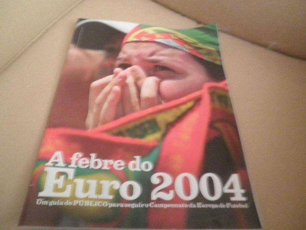 Relíquia de Futebol no euro 2004