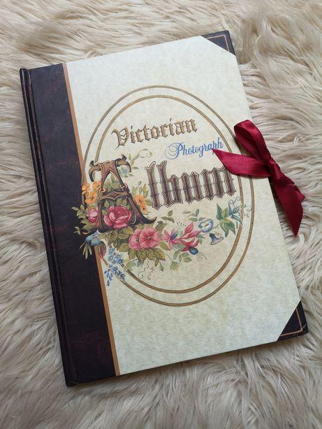 Victorian Photograph Album John Hinde album na zdjęcia