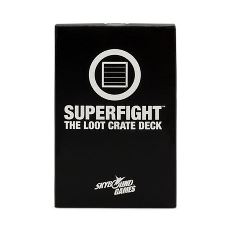 Superfight: Anime Deck 2 lub Loot Crate Edition