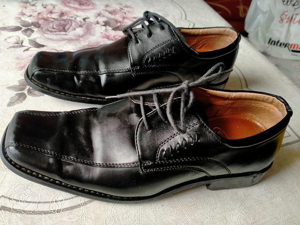 Buty chłopięce 38