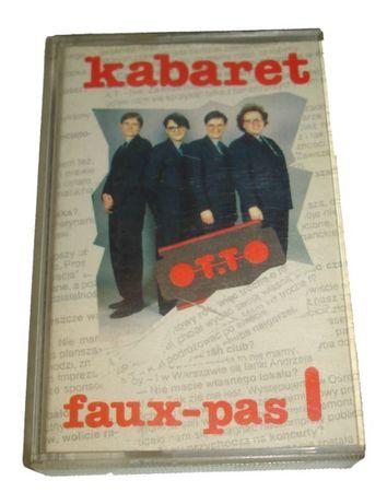Kabaret OT.TO FAUX-PAS cz. I