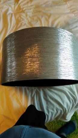 Vendo 2 abajur prata