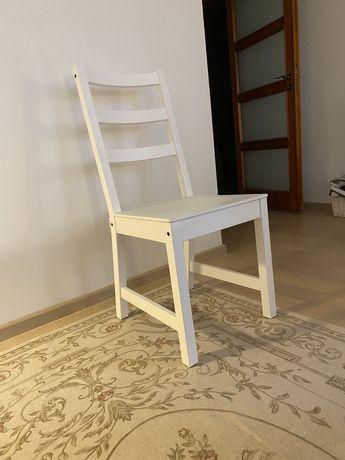 Krzesło IKEA NORDVIKEN biale