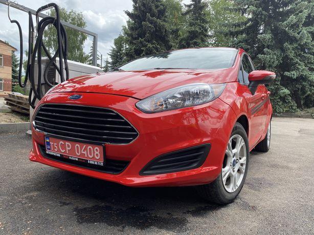 Форд фиеста 2014 avtomat 1.6