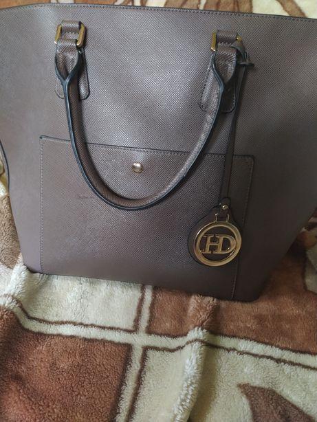 Nowa duża torebka