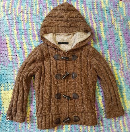 Тепла кофта, 2-3 роки, куртка