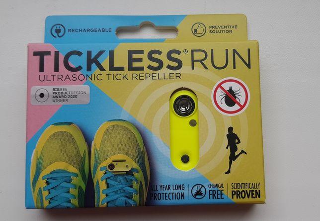 Tickless run yellow