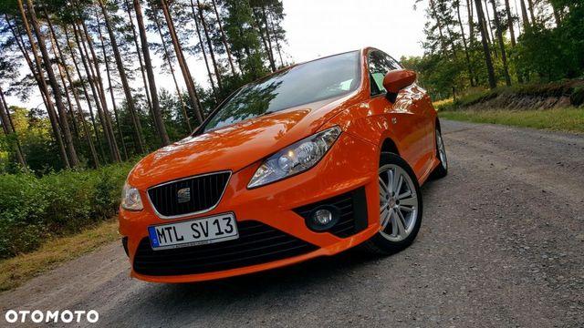 Seat Ibiza SEAT IBIZA 1.6 MPI Oryginał Sprowadzony z Niemiec