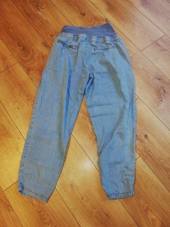 Spodnie ciążowe H&M r M
