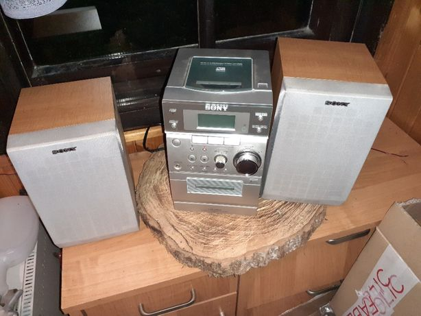 miniwieża Sony HCD EP404