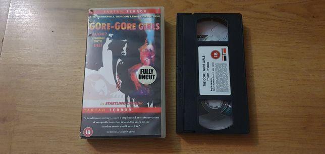 Gore-Gore Girls Kaseta VHS Wideo Video