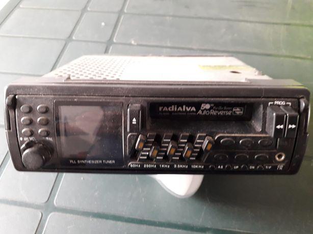 Radio de cassete