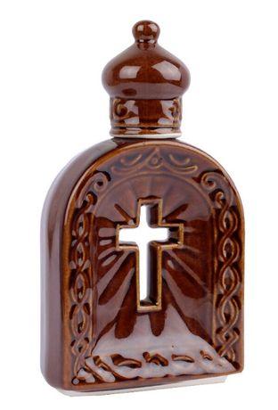 Керамический сосуд для святой воды