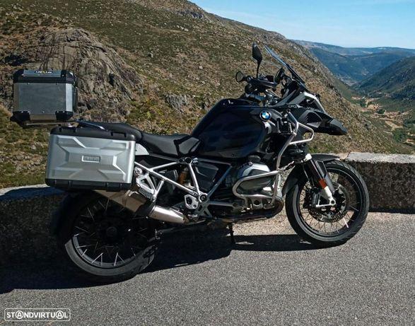 BMW R  R1200 GS Adventure Triple Black