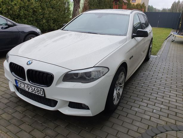 BMW 525D M-pakiet 150 tkm