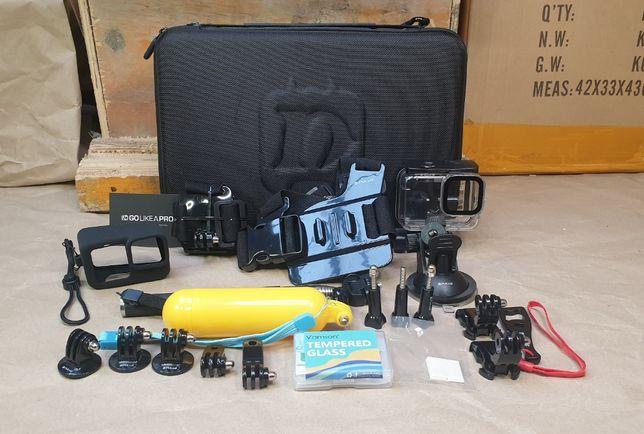 GoPro 9 e Gopro 10 Black - Pack de Acessórios com Caixa Estanque -Novo