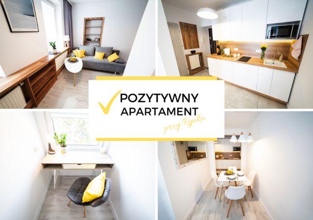 Pozytywny Apartament przy Rynku - Racibórz | nocleg na doby