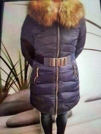 kurtka zimowa damska roz 42