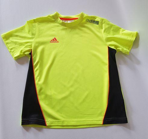 Adidas koszulka sportowa 140cm jak nowa