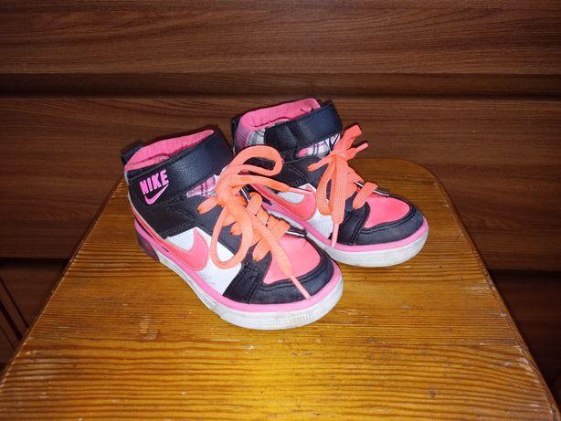 Buty dla dziewczynki- Nike rozmiar 22