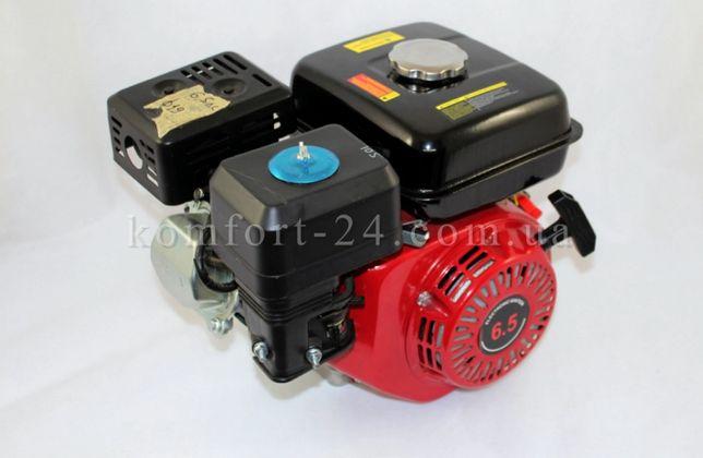 Двигатель Бензиновый VIPER 168F 6.5 л.с на мотоблок 19 вал