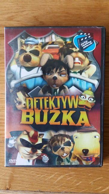 Detektyw Buźka dvd