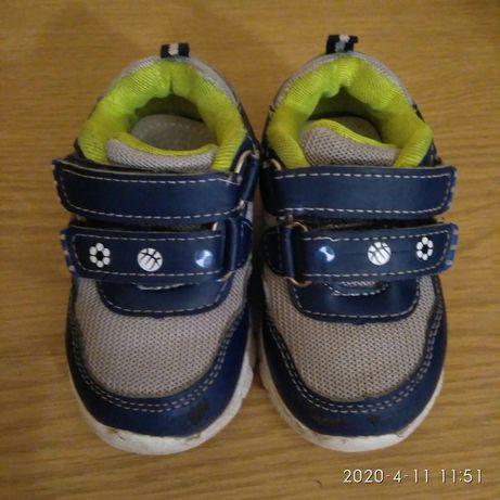 Кроссовки 21 размер