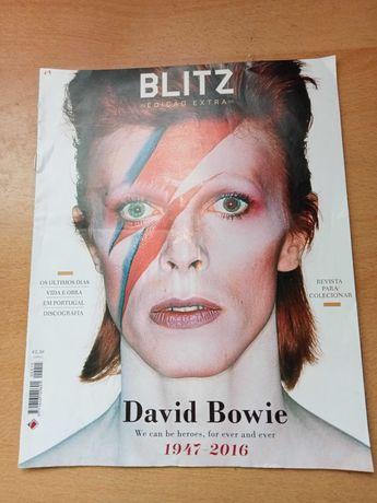 Revista Blitz David Bowie