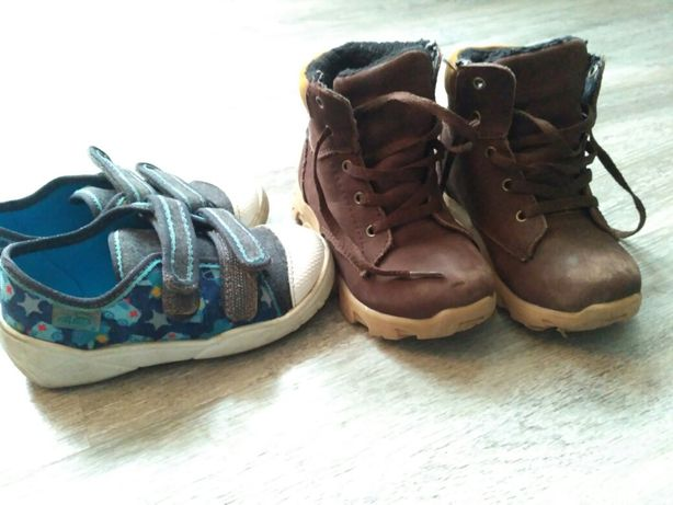 Buty chłopięce rozmiar 25