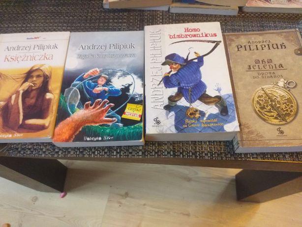 Książki Fantasy 3 zestawy