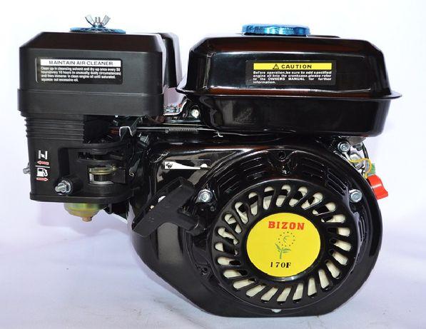 Двигатель бензиновый на мотоблок, культиватор,Мотор, Gx-220 Бизон