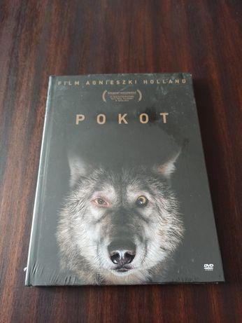 Nowy Folia Pokot Polski Film DVD Kino PL Tokarczuk Agnieszka Holland