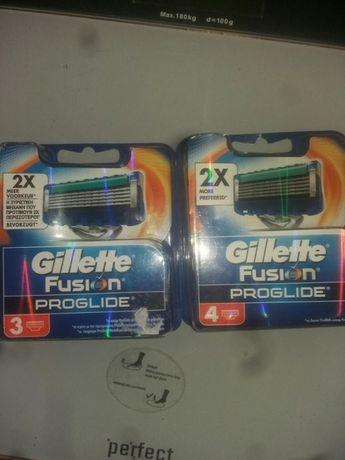 Gillette Fusion Proglide Oryginalne ostrza