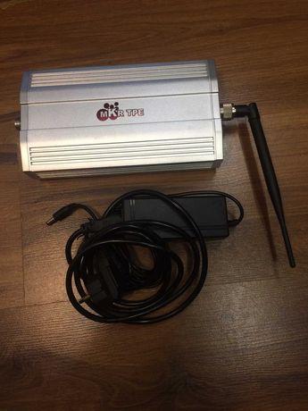 Wzmacniacz do miejsc o słabym zasięgu GSM + antena