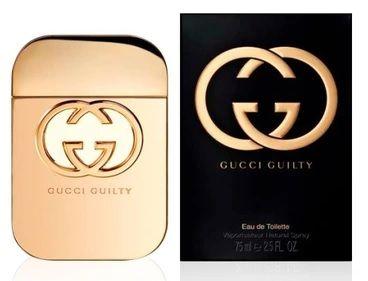 Gucci Guilty Woman Perfumy Damskie. EDT 75ml / PREZENT / ŚWIĘTA