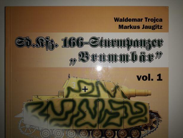 Sd. Kfz Sturmpanzer Brummbar Waldemar Trojca nr 4