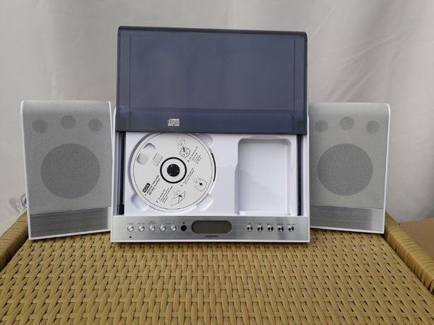 Wieża stereo CD USB MP3 SD AUX