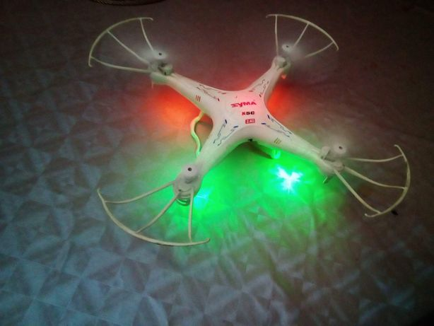Drone SYMA X5C- Cãmara