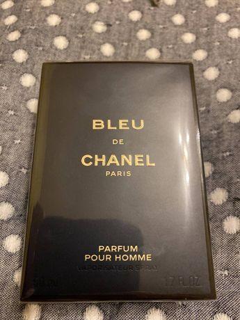 Chanel Bleu De Chanel Eau De Parfum Pour Homme 50 мл (ОРИГИНАЛ)